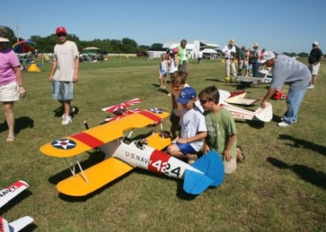 2008 Model Airplanes
